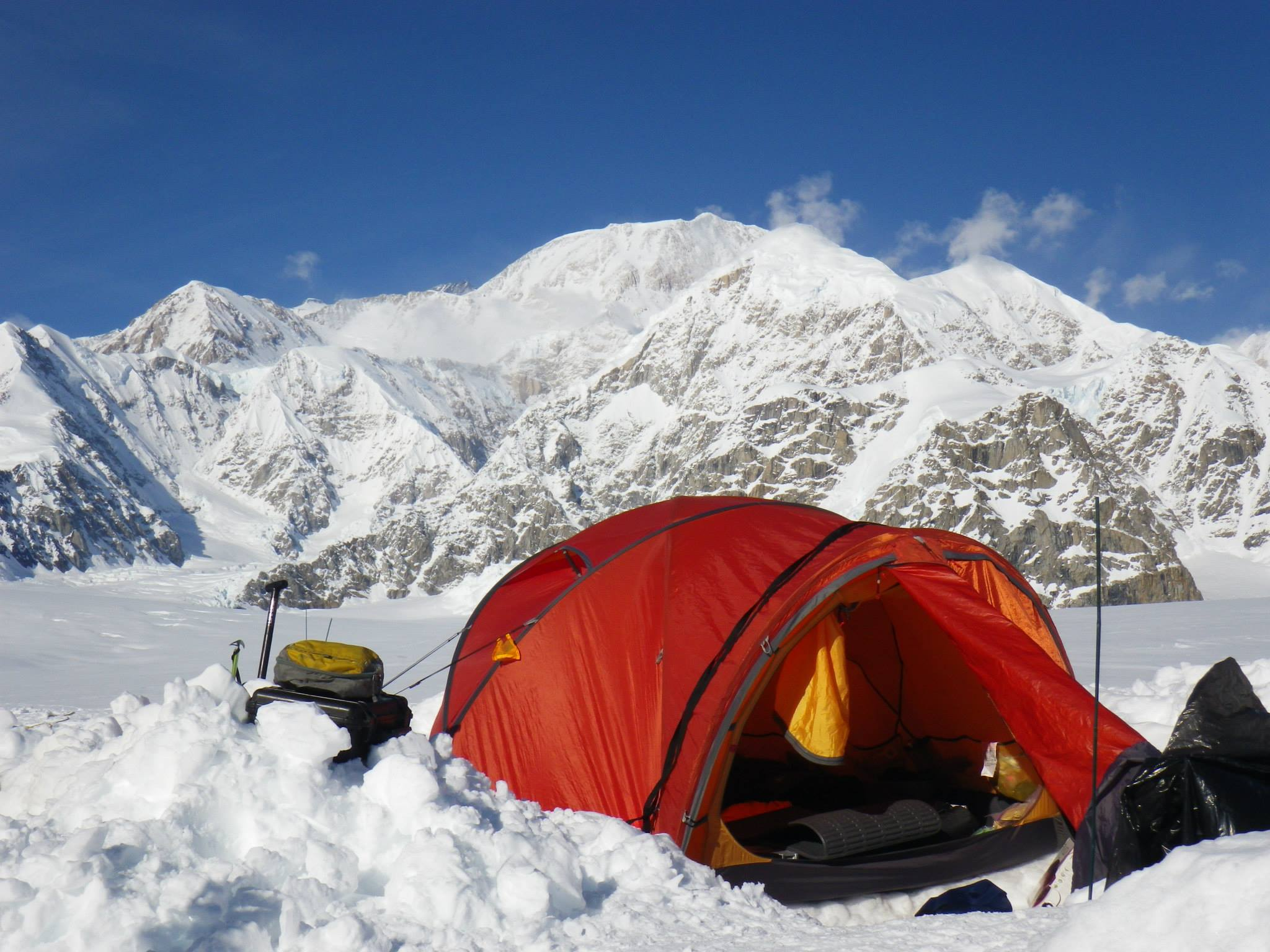 Backpacker Magazine Tent