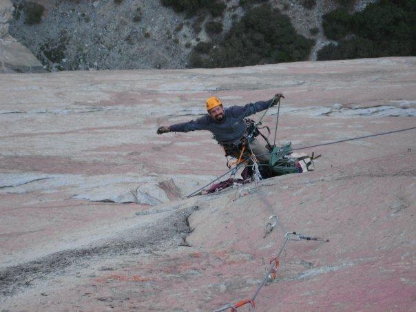 Mescalito, El Capitan Yosemite... 6 nights and 7 days on a big wall!